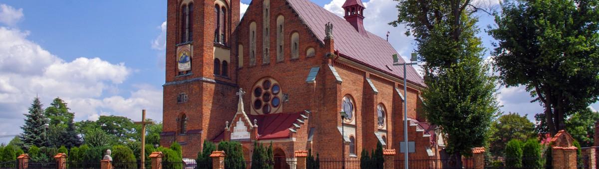 Kościół w Mrowli